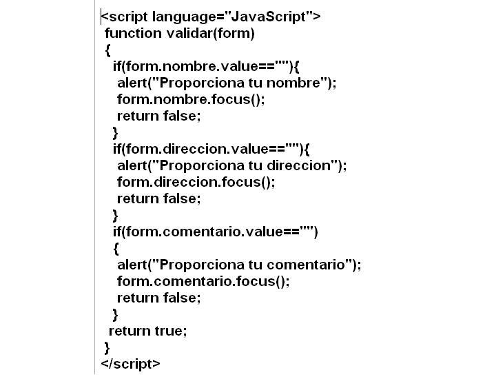 llamar a una funcion javascript: